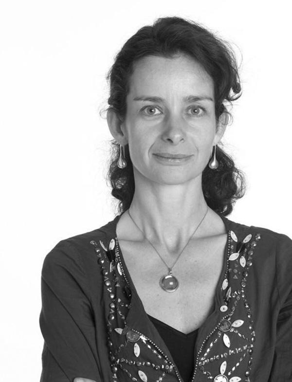 Portrait Manuela Zervudachi